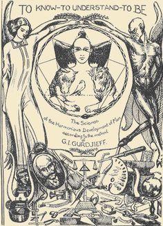 George Gurdjieff & P. D. Ouspensky: El Cuarto Camino Aleister Crowley, George Gurdjieff, Body Workshop, E Journals, Esoteric Art, Occult Art, Tan Guys, Spiritual Teachers, Guided Meditation