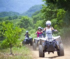 www.enchantedhoneymoonstravel.com    ATV Safari in Jamaica