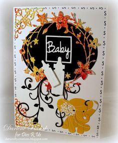 Dar's Crafty Creations: Dies R Us - All Things Baby