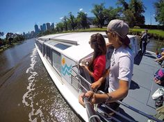 Took a tour down the Yarra River today - awesome way to view the city as we watched it roll in  @GoPro #cruise #australia . . . . . . #GoPro #goprohero4 #couple #backpacker #backpackerlife #travelgoals #relationshipgoals #boat #goprooftheday #photooftheday #wanderlust #travel #travellingtogether #travellingcouple #globetrotter #digitalnomad #goprowill #GoPro_Boss #goproeracademy #herobyhero #goprostyles #river #victoria #Melbourne #yarrariver #gprealm #goprofamily #gpfanatic . @thebossphotos…