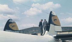 Lufthansa Lockheed Constellation