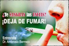Entrevista: Tabaco y Salud Bucal - Dr. Ambrosio Bermejo | Directorio Odontológico