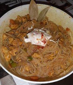 Wok, Japchae, Food And Drink, Ethnic Recipes