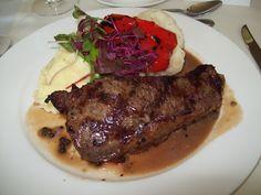 Canadian steak. (A. Carman)