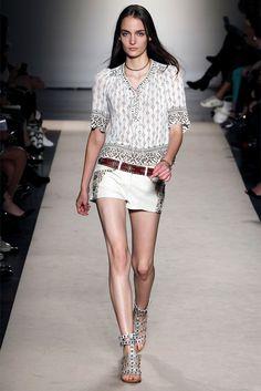 Sfilata Isabel Marant Paris - Collezioni Primavera Estate 2013 - Vogue
