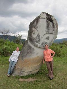 Pokekea Archeological Site, Central Sulawesi, Indonesia