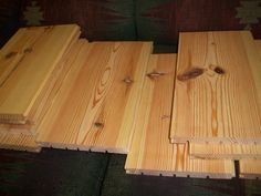 ALABAMA HEART PINE FLOORING from Southern Wood Specialties - 251-296-2556 - about $3 per sq ft Heart Pine Flooring, Pine Floors, Bamboo Cutting Board, Alabama, Southern, Wood, Woodwind Instrument, Timber Wood, Trees