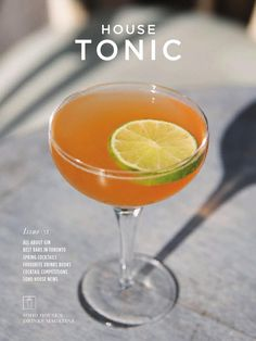 House Tonic Issue 13