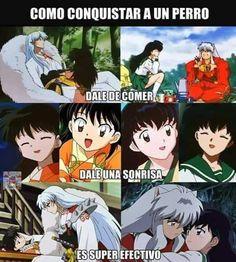 Manga Anime, Fanarts Anime, Otaku Anime, Inuyasha Memes, Inuyasha Love, Inuyasha And Sesshomaru, Naruto Comic, Seven Deadly Sins Anime, Drawing Base