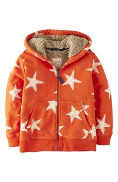 Mini Boden 'Shaggy' Hoodie (Toddler Boys, Little Boys & Big Boys) | Nordstrom