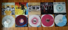 all time low vinyls oHmYjESuS