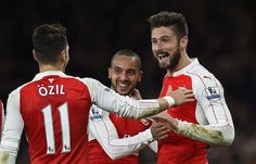 Revealed: Top 5 Arsenal scorers of 2015 - http://footballersfanpage.co.uk/revealed-top-5-arsenal-scorers-of-2015/