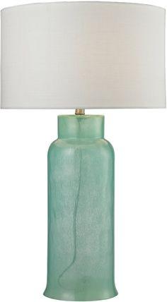 Dimond 1-Light 3-Way Table Lamp Seafoam D2654