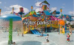 In the summer especially!!! I want to go to one this summer! I love them so much!