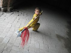 female kung fu masters   Master Li Quan - Cultivating Kung Fu Traditions in Sichuan's Chengdu