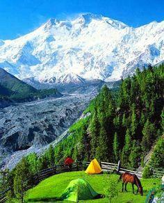 Nanga Parbat #Pakistan