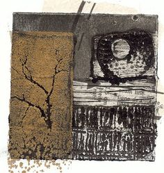 Sue Brown Printmaker: COLLAGRAPH TRAILS Do check all the prints on Sue Brown's blog. Beautiful work
