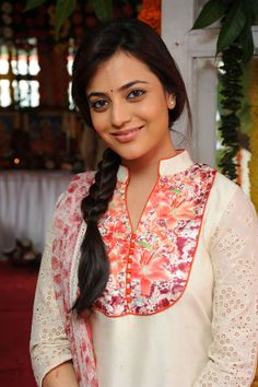 Actress Nisha Agarwal Photos from Saradaga Ammayilatho Telugu Movie Launch (2) at Nisha Agarwal in Salwar Kameez at Movie Launch  #ActressNisha #NishaAgarwal #SaradagaAmmayilatho