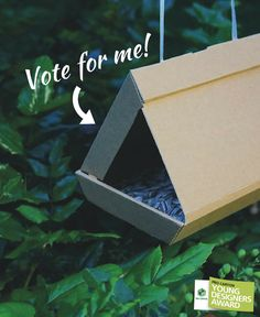 Support this young design with your vote! Every voter has the chance to win an iPad Air All 27 designs are shortlisted for the public award for the Pro Carton Young Designers Award A competition for students devoted to carton packaging and ideas.