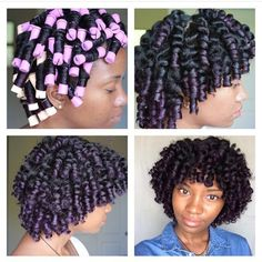 Curly 'fro + how to fight frizz this summer Hairstyles For Afro Hair, Twist Hairstyles, Perm Rod Set, Curly Hair Styles, Natural Hair Styles, Hair Without Heat, Curly Fro, Pelo Afro, Air Dry Hair