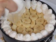 Cel mai rapid tort fără coacere - în doar 15 minute obțineți un desert cu adevărat spectaculos! - Bucatarul Mai, Biscuit, Cereal, Breakfast, Banana, Morning Coffee, Biscuits, Fortune Cookie, Corn Flakes