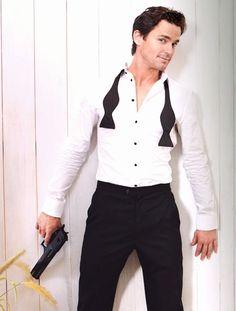 Matt Bomer. Hot as hell