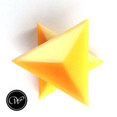 Triangular Soap | Handmade soap by Fraeulein Winter