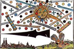 1561 UFO 'Battle' Over Nuremberg, Germany