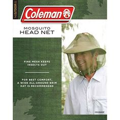 Avoid those disturbing bugs with the new Coleman Insect Head Net during your Monsoon Treks.... #insectnet #coleman #India #colemanIndia #stepinadventure #headnet #Pune #hatnet #monsoontrek #equipment #trekgear #trekessentials INSECT HEAD NET Fine, durable mesh stops insects from biting Enjoy nature's beauty with see-through design Fits wide, all-around brim hats best Made in China. Contact : Stepin Adventure Contact No : +91 8380054988 / 89 020-25381757 Website : www.stepinadventure.com
