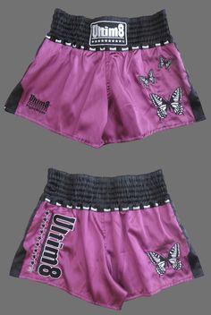 ultim8 muay thai shorts