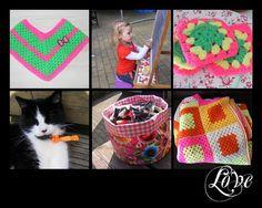 craft watdoetvanessanu blog haken zelfmaken handmade crochet granny