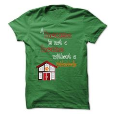 A house is not a home without a Goldendoodle T Shirts, Hoodies, Sweatshirts. CHECK PRICE ==► https://www.sunfrog.com/Pets/A-house-is-not-a-home-without-a-Goldendoodle.html?41382