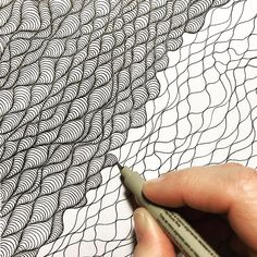 New Drawing Doodles Zentangle Patterns Inspiration 41 Ideas Doodle Art Drawing, Zentangle Drawings, Doodles Zentangles, Zentangle Patterns, 3d Drawings, Drawing Tips, Doodling Art, Flower Drawings, Drawing Style