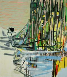 Amy Sillman is ranked 105 in our Emerging-Established artists. She is clearly an influential artist.
