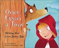 For kids to read to become great writers - How to write your own Fairy Tale #edu