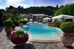 La nuova area a bordo piscina per il tuo matrimonio www.anticocasaledeimascioni.it