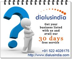 Post your classified adsss... at http://www.dialusindia.com