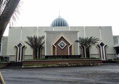 Masjid jami baitul akbar