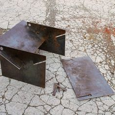 """Tecton Steel Collapsible Fire Pit - Acquire terrific suggestions on """"outdoor fire pit"""". They are available for you on our website. Metal Fire Pit, Diy Fire Pit, Fire Pit Backyard, Fire Pits, Fire Pit Grill, Garden Fire Pit, Metal Projects, Welding Projects, Diy Welding"""