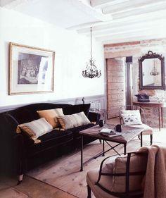 Haute Design by Sarah Klassen: Interior: Graphic and Classic