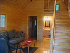 Luray Cabin Rental: Cast-a-Way Cabins; A Great Place to Unwind!