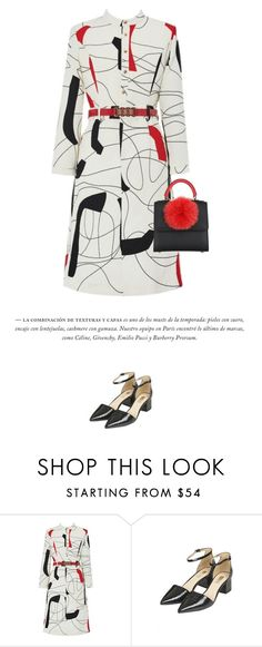 """""""Jive"""" by anja-173 ❤ liked on Polyvore featuring Topshop and Les Petits Joueurs"""