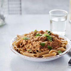 Härkis-bolognese Bolognese, Vegetarian Recipes, Vegan, Ethnic Recipes, Anna, Vegans, Vegetable Dip Recipes