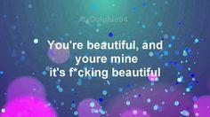 Mariah Carey - #Beautiful ft. Miguel Lyrics HD