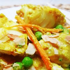 Zoek je een recept voor een vis korma? Bekijk dan dit recept voor kabeljauw korma! De smaak is traditioneel, alleen de yoghurt wordt vervangen door kwark.