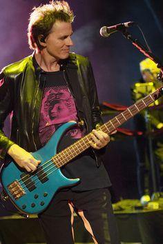 Duran Duran 2015 at Red Rocks