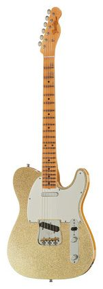 Fender Postmodern Relic Tele Gold #Thomann