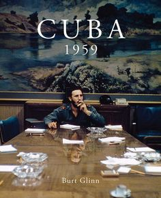 """Not a Bed of Roses"" - Burt Glinn's Photos of the Cuban Revolution (1959) - Flashbak New York, Che Quevara, Che Guevara Photos, Cuba Art, Cuba Photography, Havanna, Good Cigars, Nouvel An, Magnum Photos"