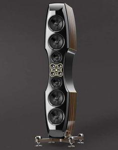 Big Speakers, Built In Speakers, Fi Car Audio, Audiophile Speakers, Hi End, Dj Equipment, High End Audio, Loudspeaker, Audio System