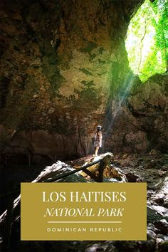 Looking for nature, water activities and bird life? Head to Los Haitises National Park in Samana Peninsula, the Dominican Republic. Click through to read the travel guide!